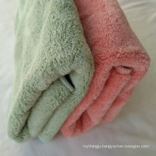Cheap custom microfiber kitchen wash cloth towel