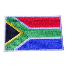 Значок национальной вышивки флага Южной Африки (GZHY-PATCH-011)