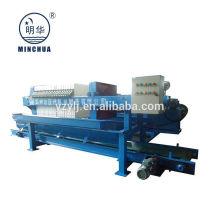 new conveyer filter press machine