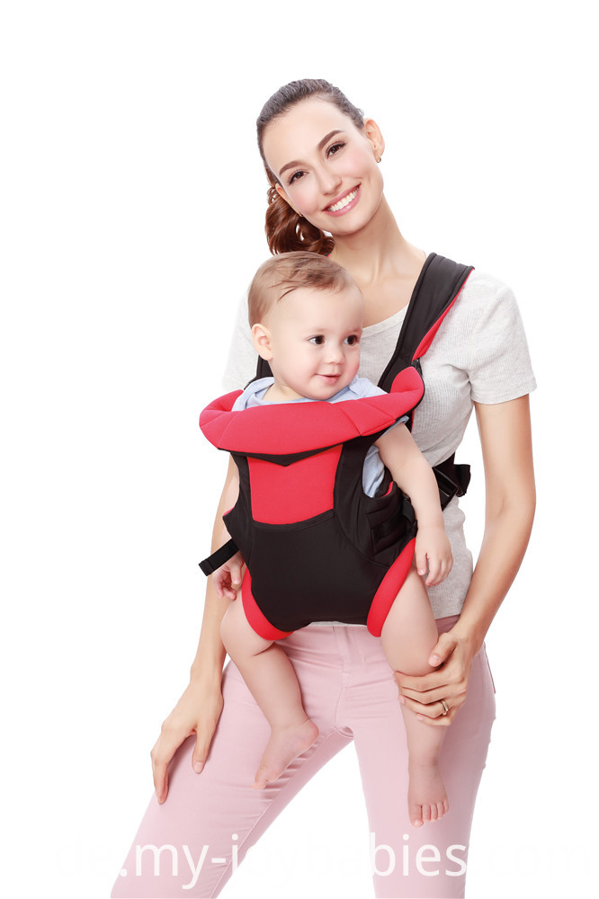 Front and Back Baby Original Carriers