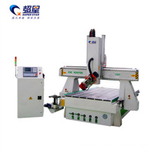 Machine de gravure de moule à tête pivotante standard