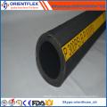 Verschleißfester flexibler Beton-Gummischlauch