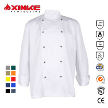 Xinke protecteur uniforme de chef confortable pour le restaurant
