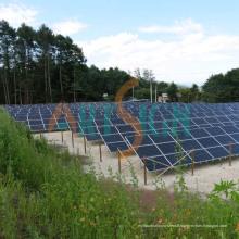 Systèmes d'énergie solaire de 5kw 10kw du système de parenthèse de picovolte