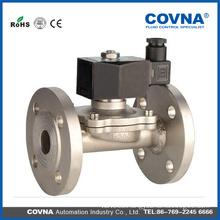 Normally closed flange solenoid valve with best selling