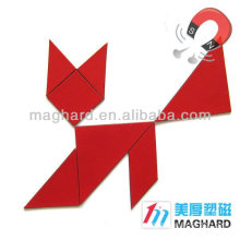 magnetic toy jigsaw puzzle