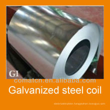 Prime Hot-dipped galvanized steel coils-DC51D+Z Tolerance: over +-10%