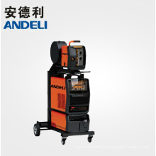 Factory Sale Full digital Automatic double pulse multiprocess MIG MAG Welder MIG Welding Machine MIG-350P 350AMP