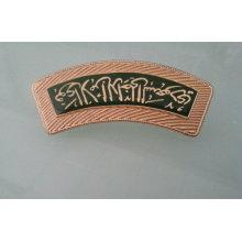 Nombre Pin de solapa, insignia de organización personalizada (GZHY-LP-028)