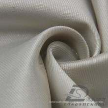 Tissu en polyester 100% poli (E079) Tissu anti-statique résistant aux eaux et au vent résistant au vent