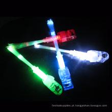 Feixes de laser a laser LED com fibra