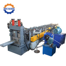 CZ Roof Purlin Making Machine