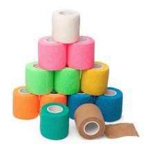 Free Samples Nonwovens Elastic Sports Cotton Tape