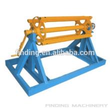 China billig & gute Qulity Abcoilanlage/Uncoiler von Hangzhou