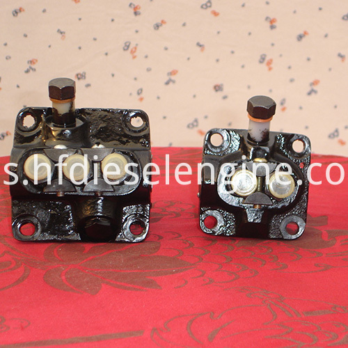 302 high pressure oil pump