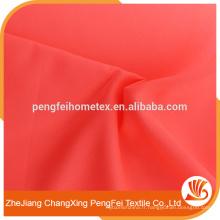 Tissu 100% polyester en microfibre moulant pour le commerce de gros