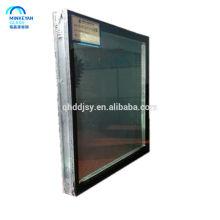 O melhor preço endureceu o vidro isolado das janelas para a venda por atacado