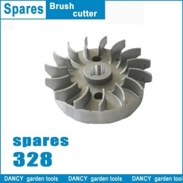 328 brush cutter spares fly wheel