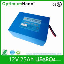 Long Time Zyklus LiFePO4 12V 25ah UPS Batterie