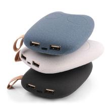Handy 8400mAh Power Bank mit Doulbe USB Ausgänge