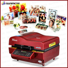 Hot sale 3D sublimation machine for printing curved shaped products ST-3042