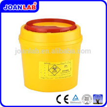 JOAN LAB Plastic Plastic Sharps Container, Medical Disposable Needle Box