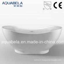 CE / Cupc Carrelage en acrylique et jacuzzi Salle de bain Baignoire baignoire