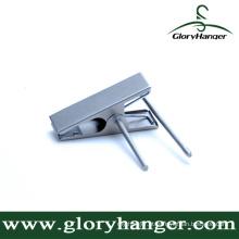 Clipes de metal arma para cabides (GLMA06)