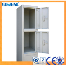 Cold Rolled Steel locker for changing room with name label