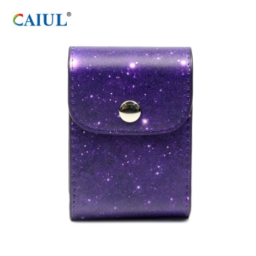 Funda de cuero Galaxy PU para Instax Mini Film