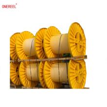 Spool de proceso perforado