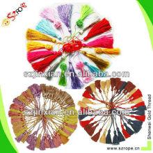 wholesale tassels/silk tassel/decorative tassel