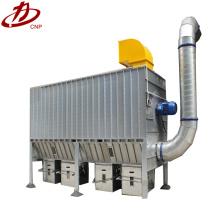 Filtro de mangas adequado para altas temperaturas em cimento