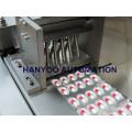 Máquina de embalagem automática da bolha do Al-PVC da cápsula do comprimido da tabuleta do Al-Al