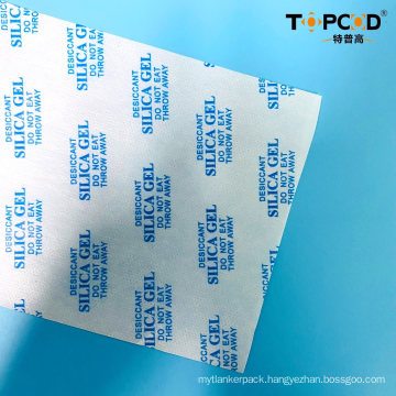 High Quality Food/Pharmaceutical Grade Desiccant Paper Roll Packing Material Non Woven