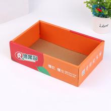 Roupas de design de logotipo personalizado embalagem caixa de papelão ondulado