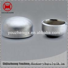 steel pipe end caps