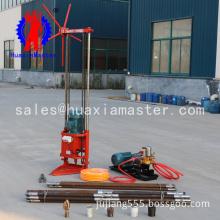 QZ-2D hand drilling rig, alloy drilling bits,portable core drilling machinery