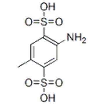 1,4-Benzenedisulfonicacid, 2-amino-5-methyl-, potassium salt CAS 121315-23-9