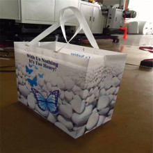 Eco Non-Woven Shopping Handle Bag