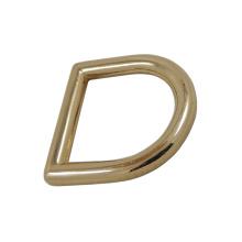 Metal Zinc Alloy D Ring for Bag (inner: 19mm)