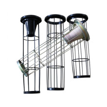 Jaula de bolsa de filtro con tubo Venturi