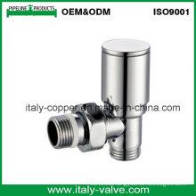 OEM&ODM Quality Polishing Brass Forged Radiator Valve (AV3092)