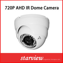 "1/4"" CMOS 1.0MP 720p HD Ahd IR Dome CCTV Camera"