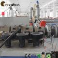 Декоративные Пластиковые доски производственной линии / WPC доски пены PVC делая машину, Твиновский