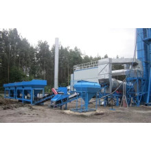 Best Price on for Continuous Asphalt Mixing Plant Commercial Asphalt  Cement Paving export to Canada Importers