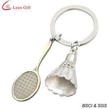 Chaveiro de Metal Badminton presente promoção (LM1432)