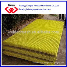 PVC coated fence panel manufacturer