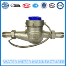 Quality Stainless Steel MultiJet Pulse Output WaterMeter