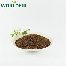 bio-fertilizante, eco-pesticida, farinha de semente de chá sem palha, farinha de semente de chá com maior saponina